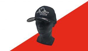 réalisation casquettes brodées pour excavation VC